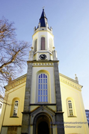 Foto: © 2009 Dekanatssekretariat Region Linz/Diözese Linz